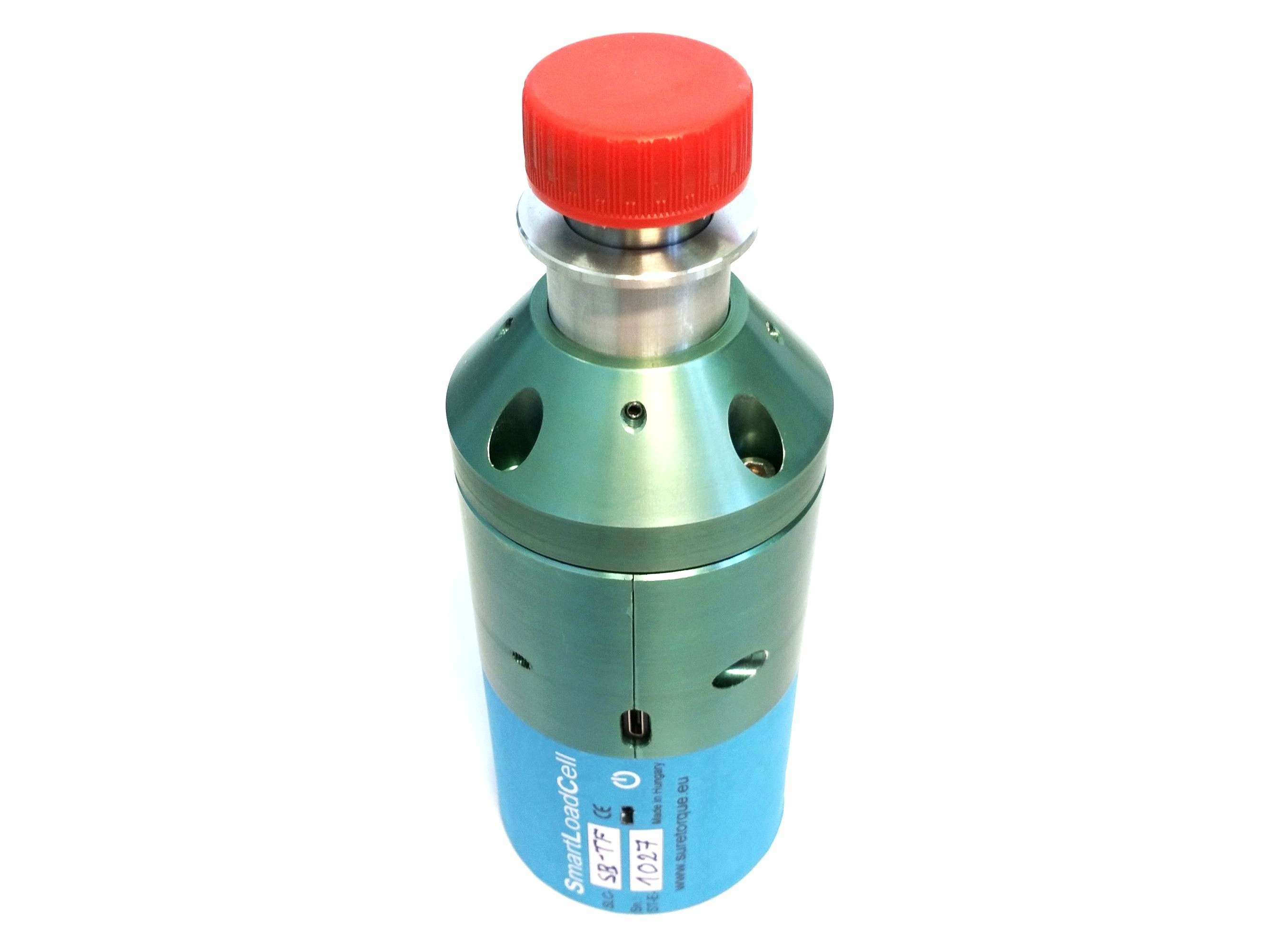 Smart Bottle Torque-Force