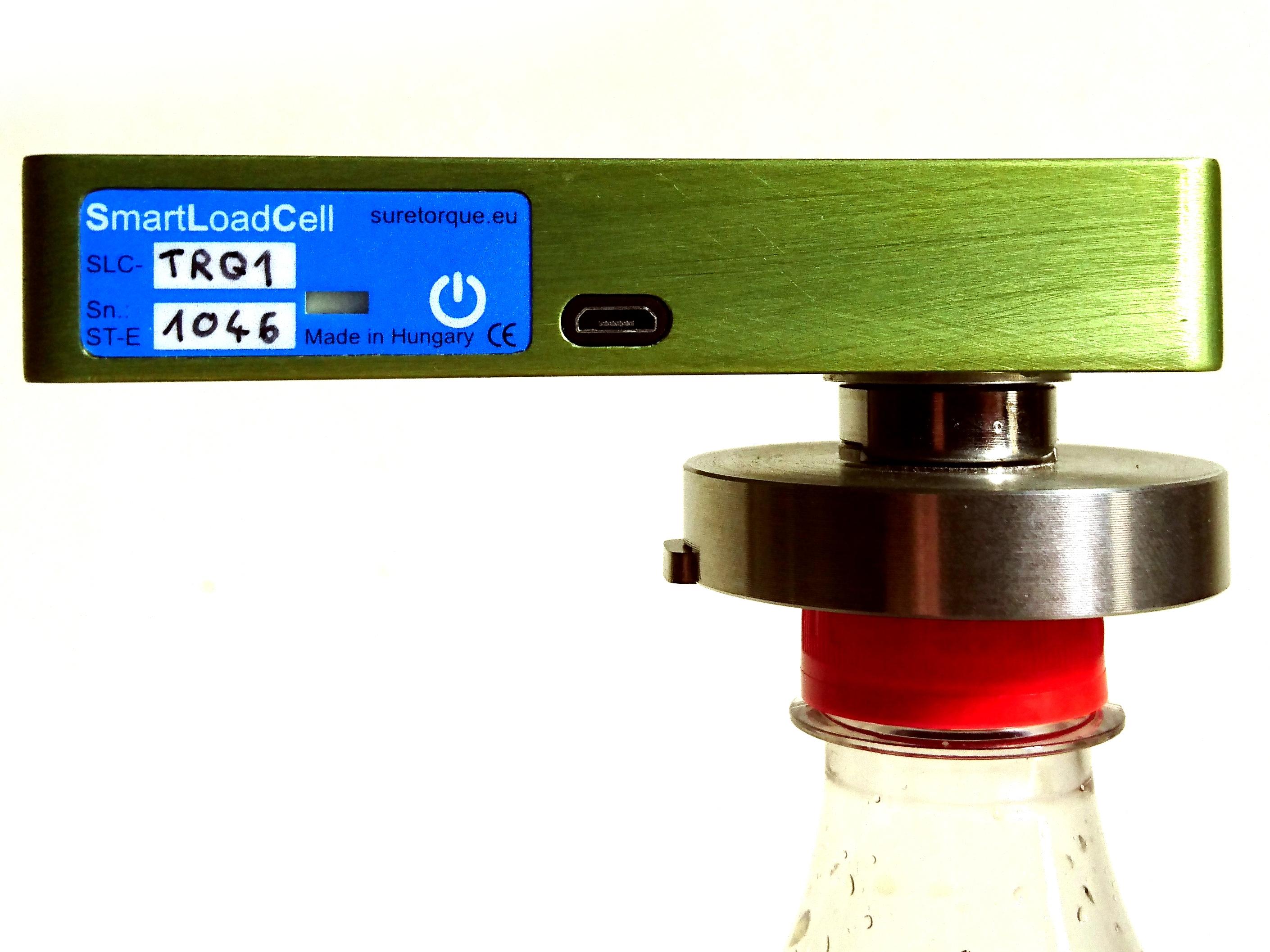 Cap torque tester - TRQ1